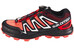 Salomon Speedtrak Trailrunning Shoes Women coral punch/black/infrared